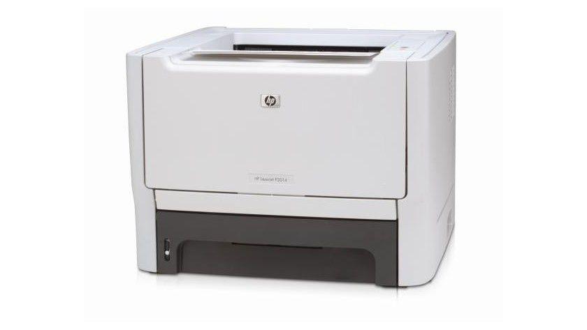 HP LaserJet P2014: Der monochrome Laserdrucker soll bis zu 23 Seiten pro Minute produzieren. (Quelle: Hewlett Packard)