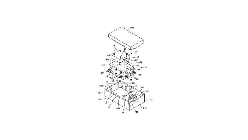 Schutzsystem: Sony patentiert den Flüssig-Airbag für Handys. (Quelle: Sony)