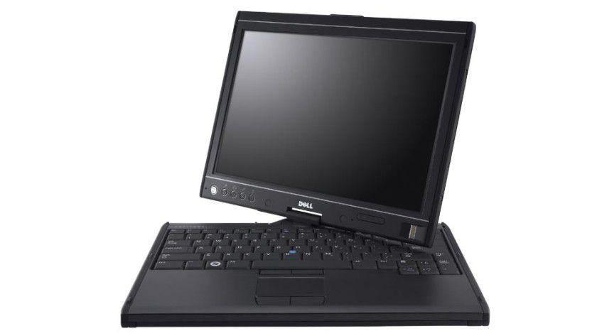 Latitude XT: Dell stattet das 12-Zoll-Gerät auf Wunsch mit Solid State Drive aus. (Quelle: Dell)