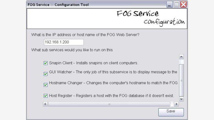 Fazit - FOG: Windows-Partitionen klonen: Free, Open-Source
