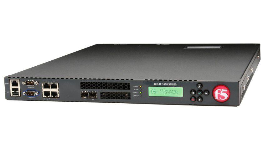 Dickes Ding für schnelle Anwendungen: Big-IP 6900 von F5 Networks.