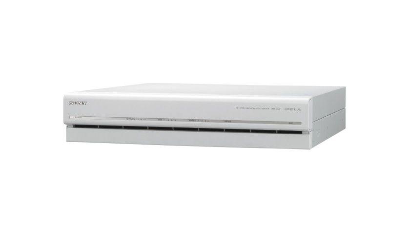 Speichern statt zappen: Sonys Videoserver zeichnen analoge und IP-Datenströme auf.