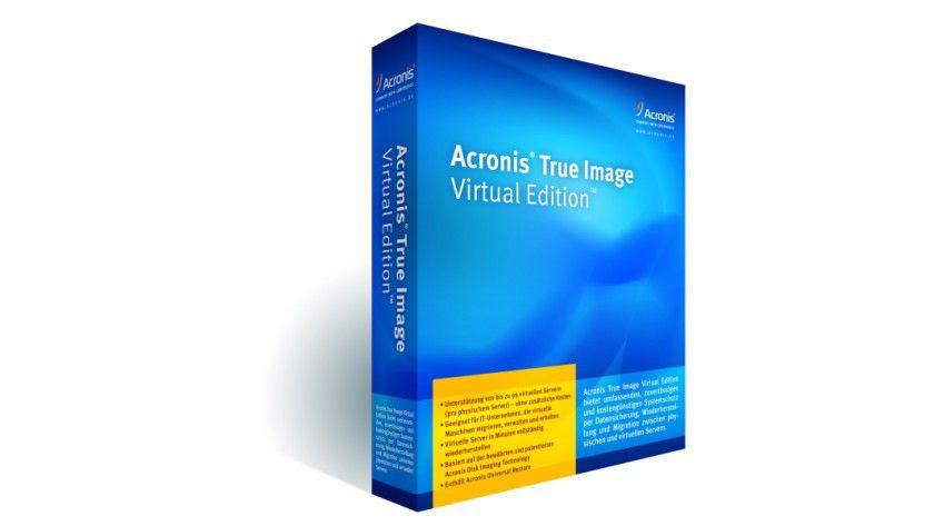 Virtualisierungs-Tool: Die Acronis True Image Virtual Edition unterstützt Aufgaben wie Backup, Disaster Recovery und Migration in virtuellen Umgebungen. (Quelle: Acronis)