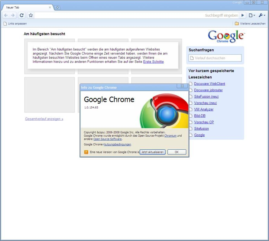 google chrome ältere version download