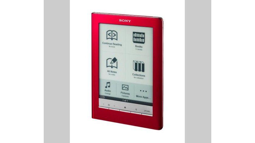 PRS 600: Der E-Book-Reader besitzt einen Touchscreen zur Navigation.