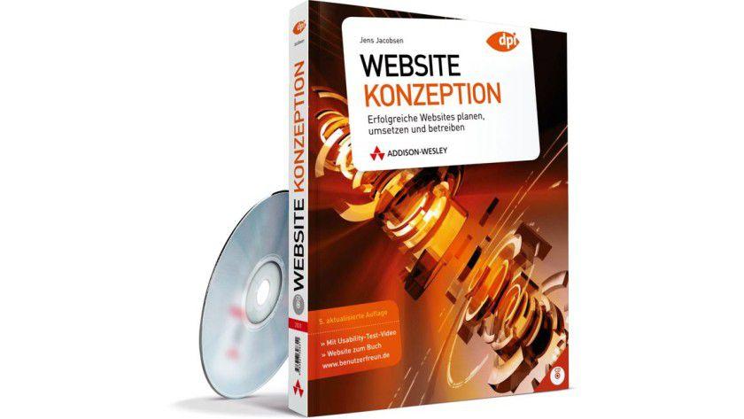 Website-Konzeption – Erfolgreiche Websites planen und umsetzen.