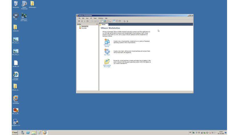 Systemwechsel: Die VMware Workstation eignet sich als Einstieg in die Virtualisierung und ist in Test- und Entwicklungsumgebungen hilfreich.