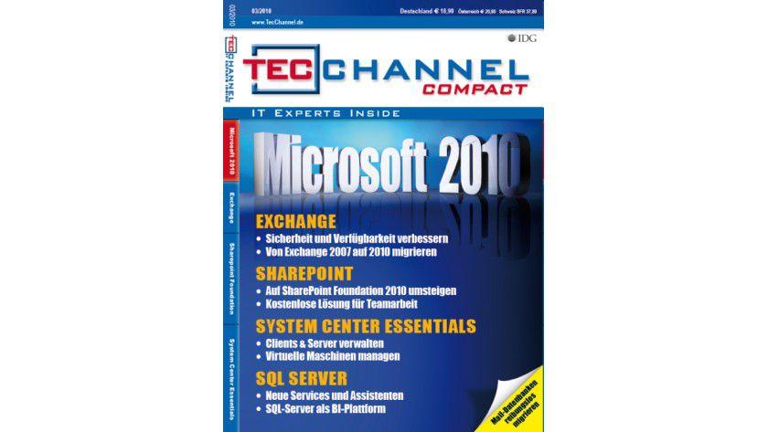 Microsoft 2010: Über 160 Seiten Grundlagen, Ratgeber und Workshops zu den neuen Microsoft-Server-Produkten.