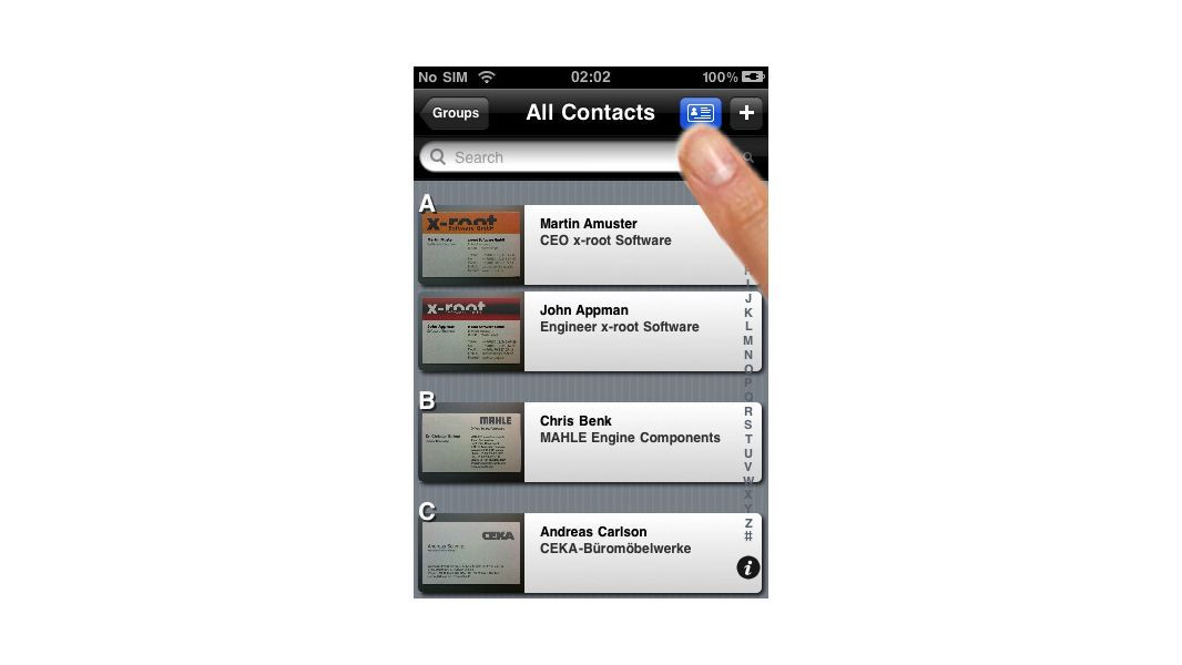 Kostenpflichtige Business Iphone Apps Cardreader