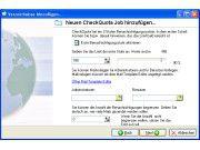 CheckQuota: Die Software überwacht das Datenvolumen in Ordnern und auf Laufwerken. Bei Erreichung eines Schwellwertes wird der Administrator informiert.