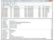 Opened Ports Viewer: Das Tool zeigt, welche Kommunikationswege aktuell von welchem Prozess genutzt werden.