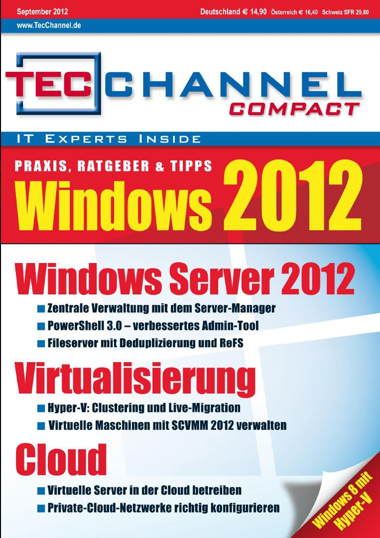 Neues TecChannel-Compact - Windows 2012