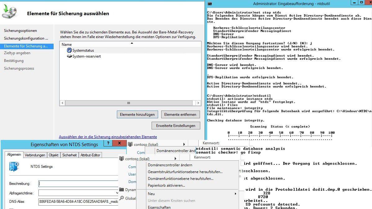 Ungewöhnlich Windows Administrator Fortsetzen Fotos - Entry Level ...