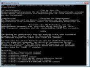 Hilfsdienst: Mit WinRS lassen sich unter Windows Server 2008 und Windows 7 HyperTerminal-Aufgaben durchführen.